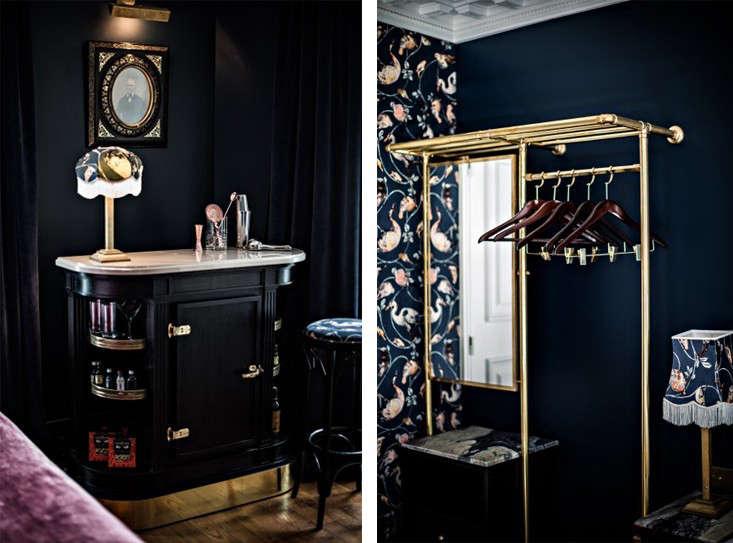 Velvet Goldmine Maximalist Glamour at Htel Providence in Paris portrait 18