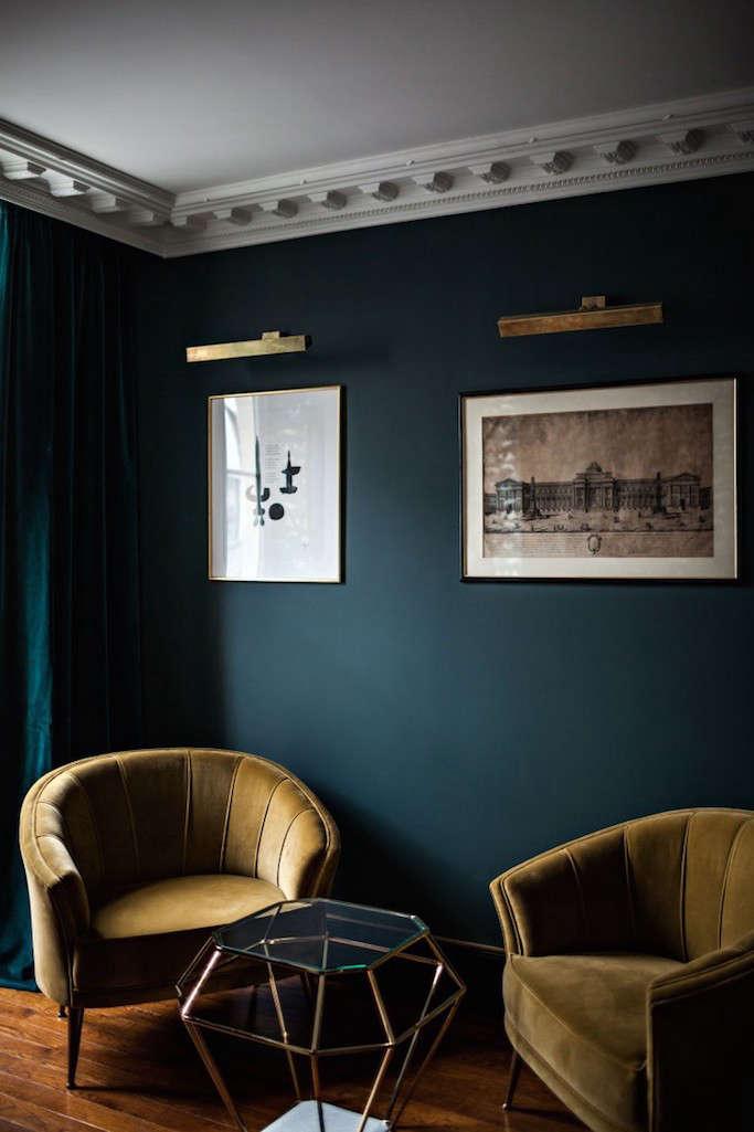 Velvet Goldmine Maximalist Glamour at Htel Providence in Paris portrait 4