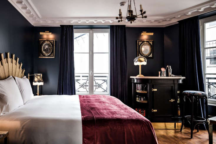 Velvet Goldmine Maximalist Glamour at Htel Providence in Paris portrait 17