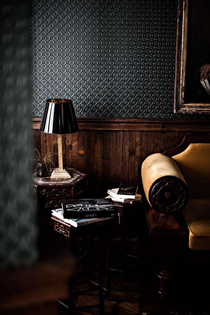Velvet Goldmine Maximalist Glamour at Htel Providence in Paris portrait 6