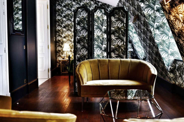 Velvet Goldmine Maximalist Glamour at Htel Providence in Paris portrait 12