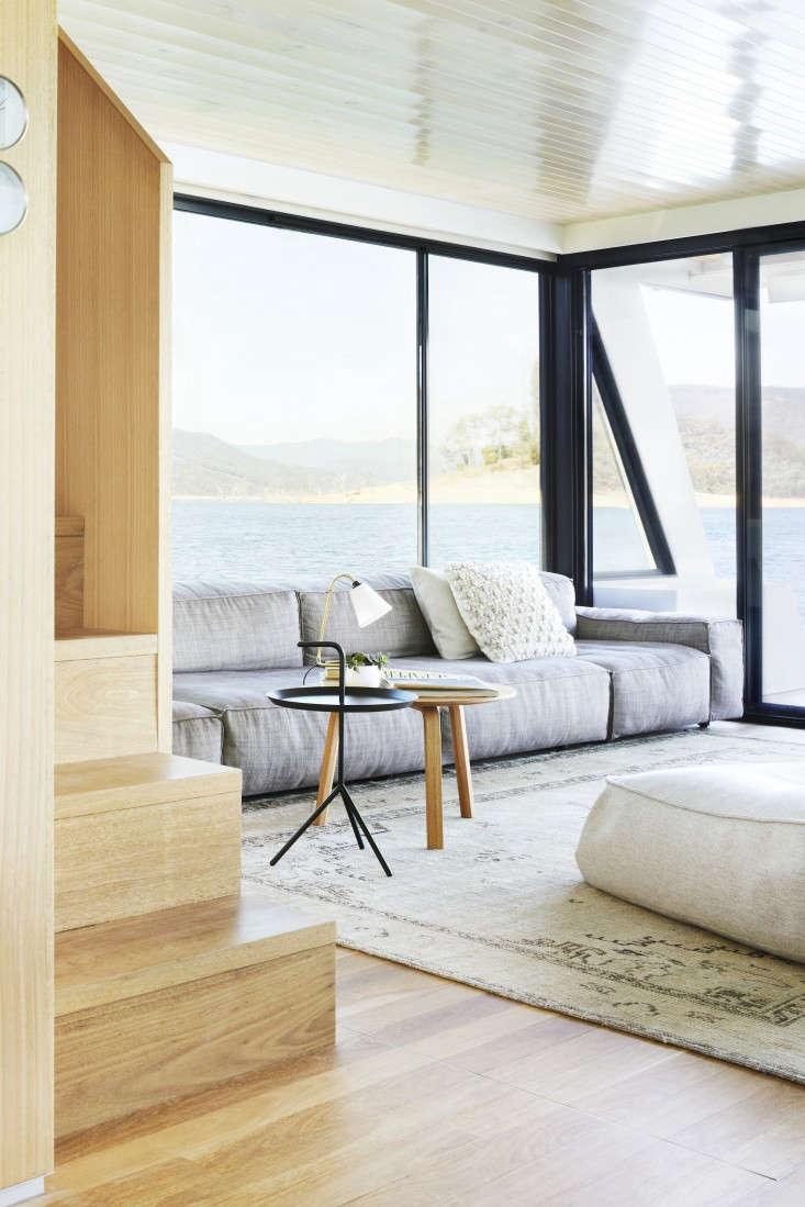 houseboat by Pipkorn Kilpatrick Melbourne Remodelista 2