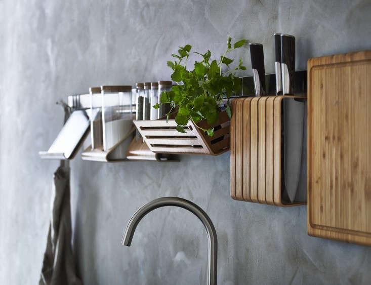 ikea 2015 kitchen plant shelf gardenista