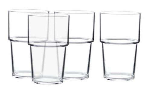 10 Easy Pieces Basic Drinking Glasses portrait 8