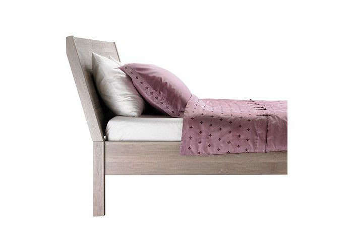 Five Favorites Wooden Beds with Angled Headboards portrait 3