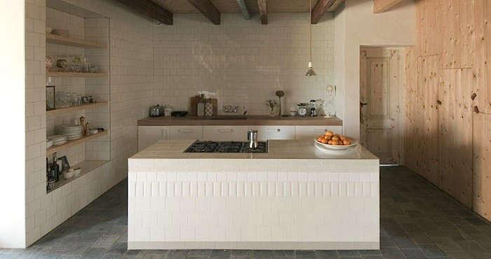 in matt kitchen island