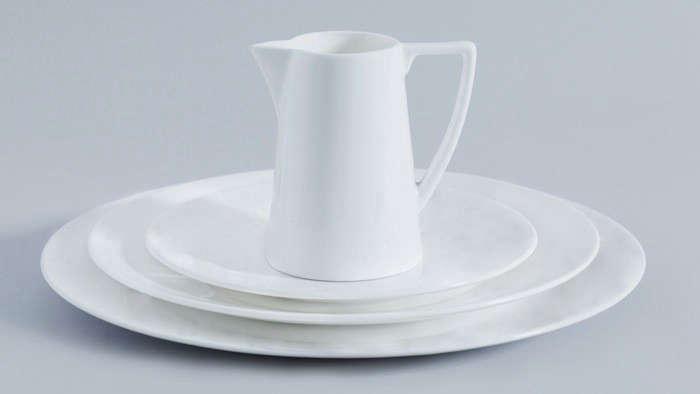 10 Easy Pieces Basic White Dinnerware portrait 7