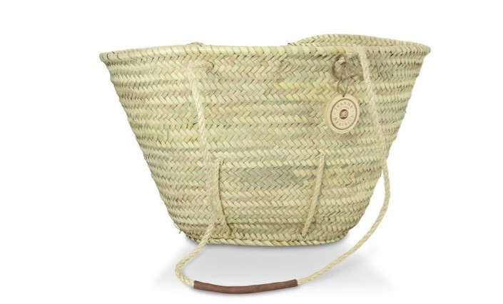 10 Easy Pieces The FrenchStyle Market Tote Reinvented portrait 10