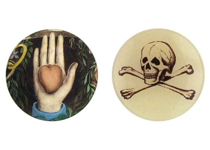 john derian heart in hand skully remodelista