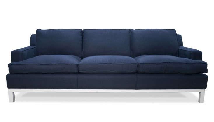 10 Easy Pieces The Blue Velvet Sofa Luxe Edition portrait 7