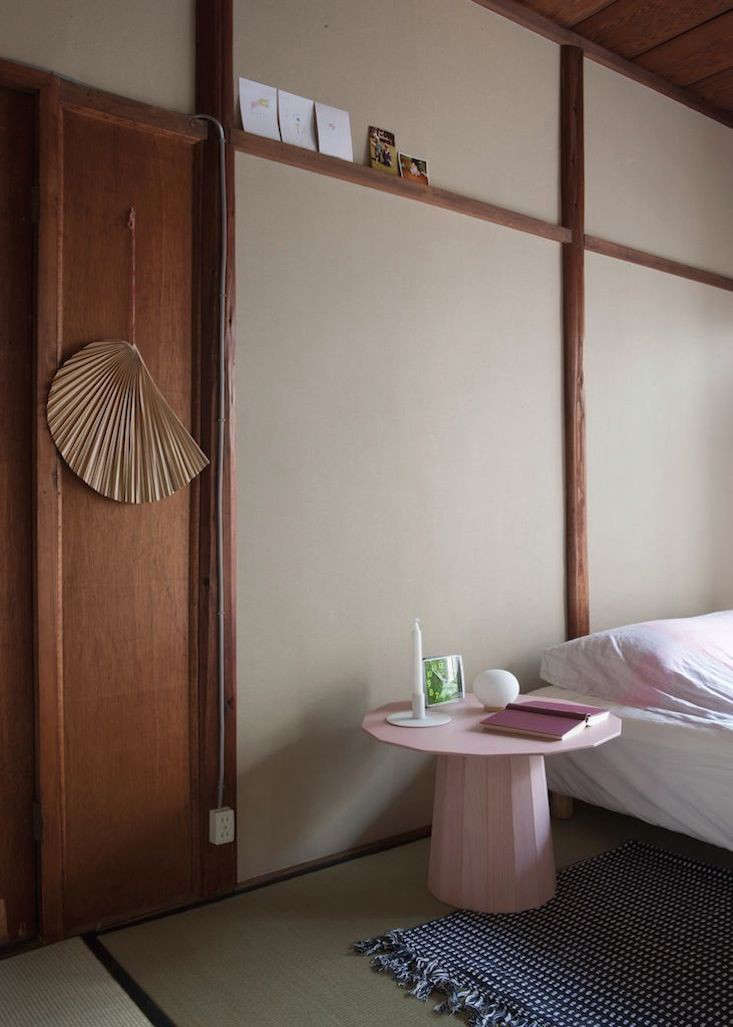 Geometric Japanese Furniture with Sustainability in Mind portrait 3