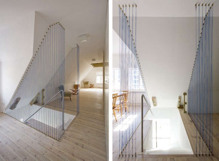 in the renovated hay barn of a traditional farmhouse on a small island in the n 17