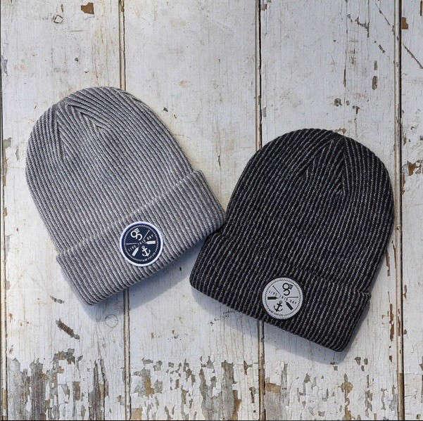 knit watch cap dual