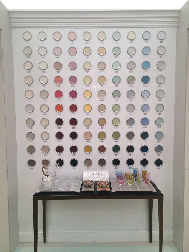 konig colours range