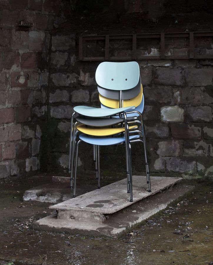 Back to the Future Furniture Designs by Egon Eiermann portrait 4