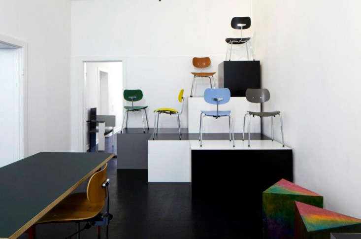 Back to the Future Furniture Designs by Egon Eiermann portrait 3