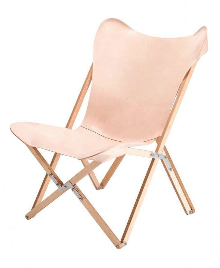10 Easy Pieces The New Pale Leather Lounge Chair portrait 6
