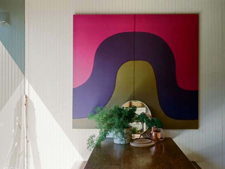At Home with Photographer Leslie Williamson in SF portrait 6
