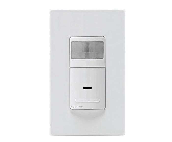 leviton universal occupancy vacancy light switch