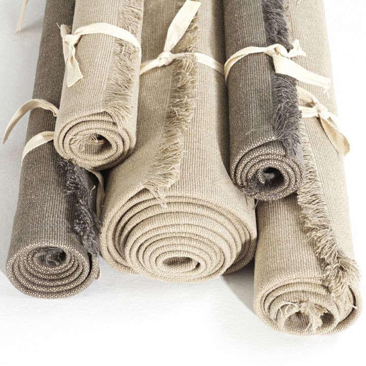 libeco linen rugs