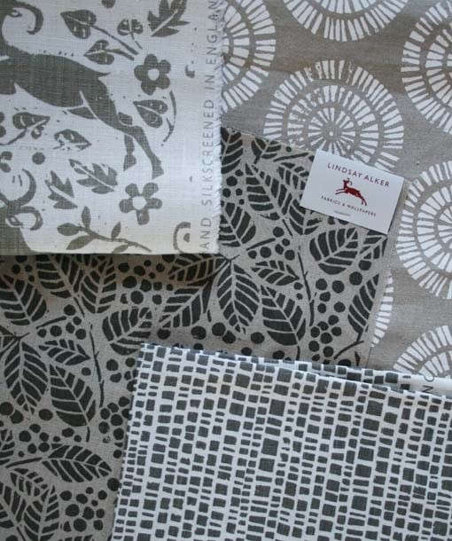 Fabrics and Linens New Designs from Lindsay Alker portrait 4