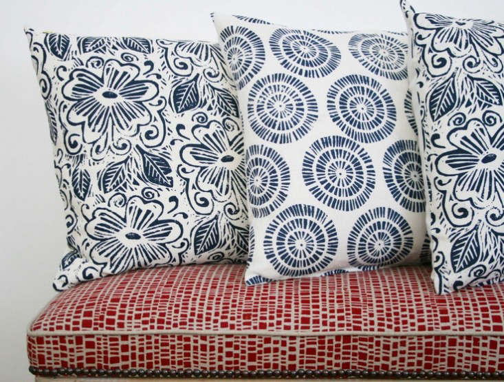Fabrics and Linens New Designs from Lindsay Alker portrait 6