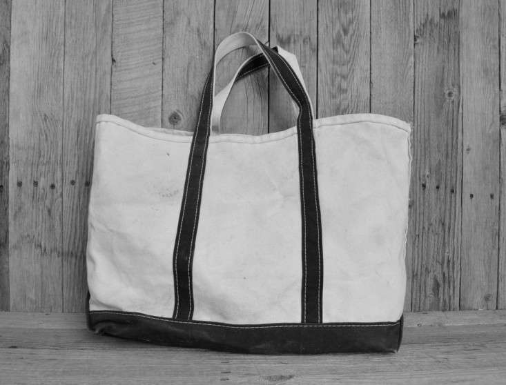 Object Lessons The Classic Canvas Tote portrait 3