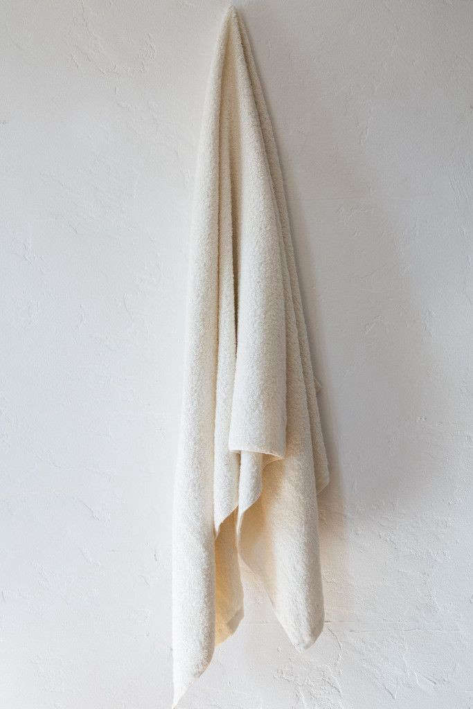 lost and found evam eva towel white