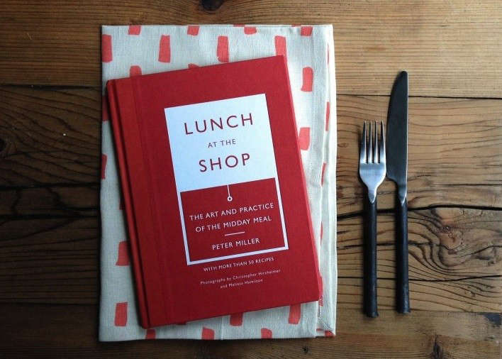 Required Reading Lunch at the Shop by Peter Miller portrait 5