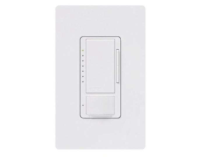 lutron vacancy sensor light switch