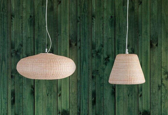 made in mimbre light pair 1