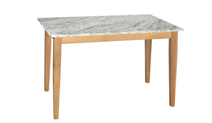 10 Easy Pieces MarbleTop Dining Tables portrait 9