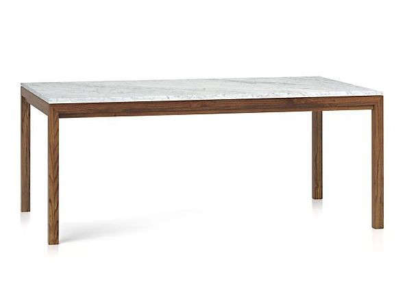 10 Easy Pieces MarbleTop Dining Tables portrait 8