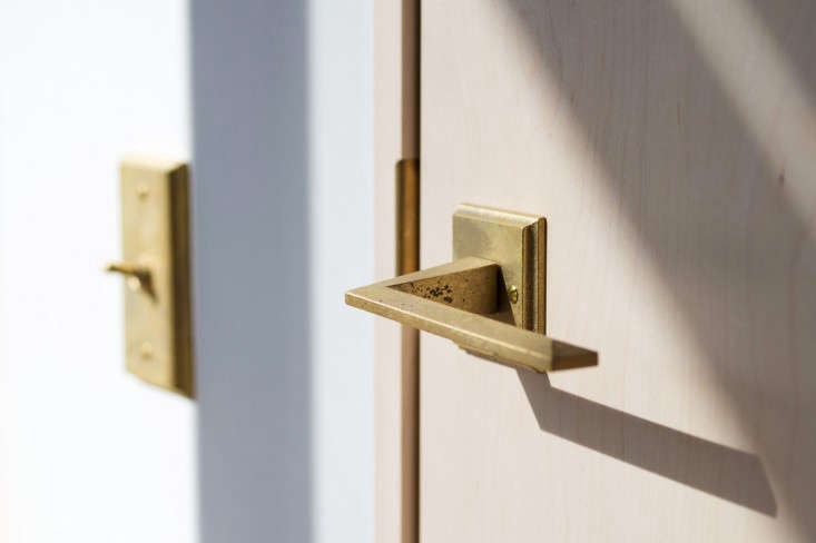 Lever Handles are available in a variety of configurations.