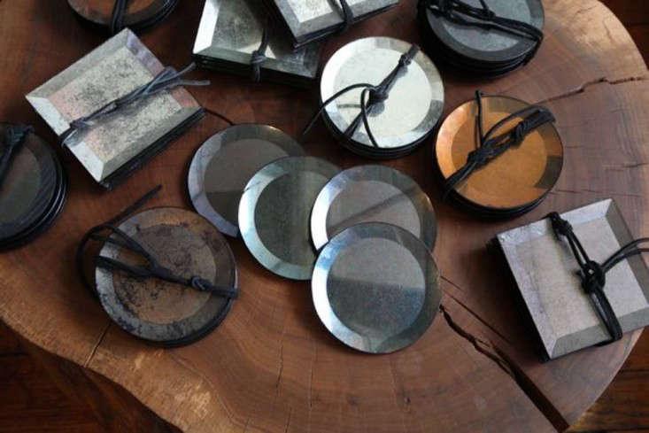 Subtle Shine Handmade Mirrors by Maureen Fullam portrait 6