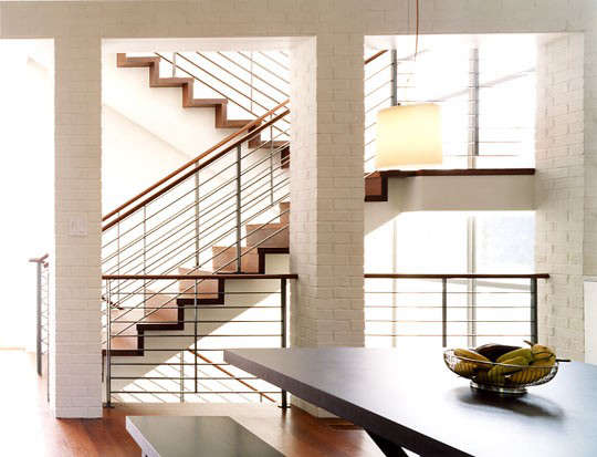 10 Favorites Wood and Steel Stairs from the Remodelista ArchitectDesigner Directory  portrait 5