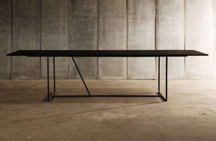 mesa nero heerenhuis table