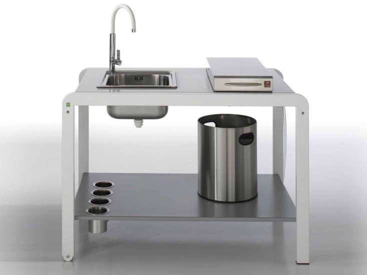 10 Easy Pieces Modular Kitchen Workstations portrait 11