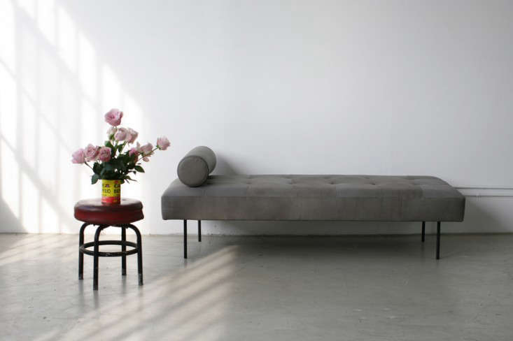 Born to the Trade LA Designer Michael Felixs Handmade Furniture portrait 3