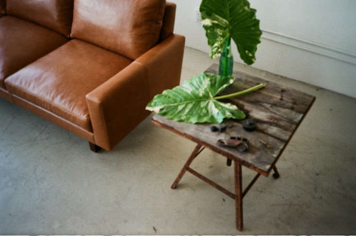 Born to the Trade LA Designer Michael Felixs Handmade Furniture portrait 5