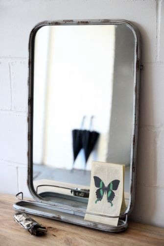Design Sleuth 5 Bathroom Mirrors with Shelves portrait 5