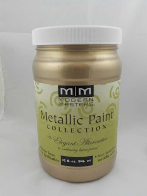 Design Sleuth The Perfect Gold Paint portrait 5