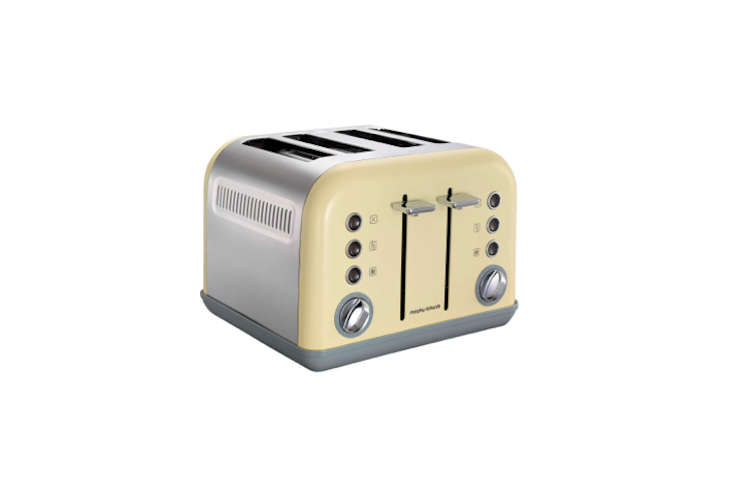 morphy richards 242003 accents 4 slice toaster remodelista