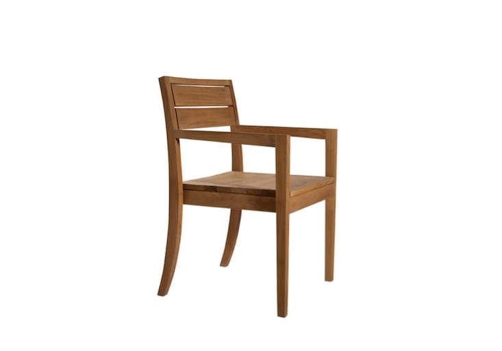 oak chair LS arms lekker home remodelista