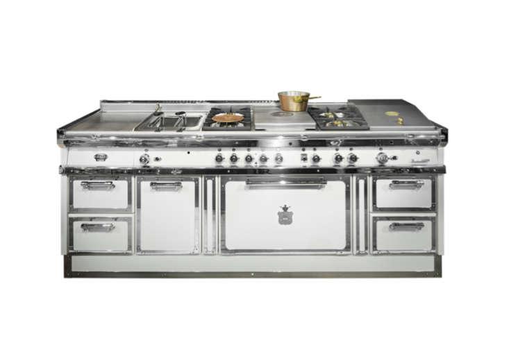 7 HighStyle Italian Kitchen Ranges portrait 8
