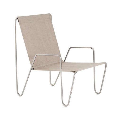 panton bachelor chair linen remodelista