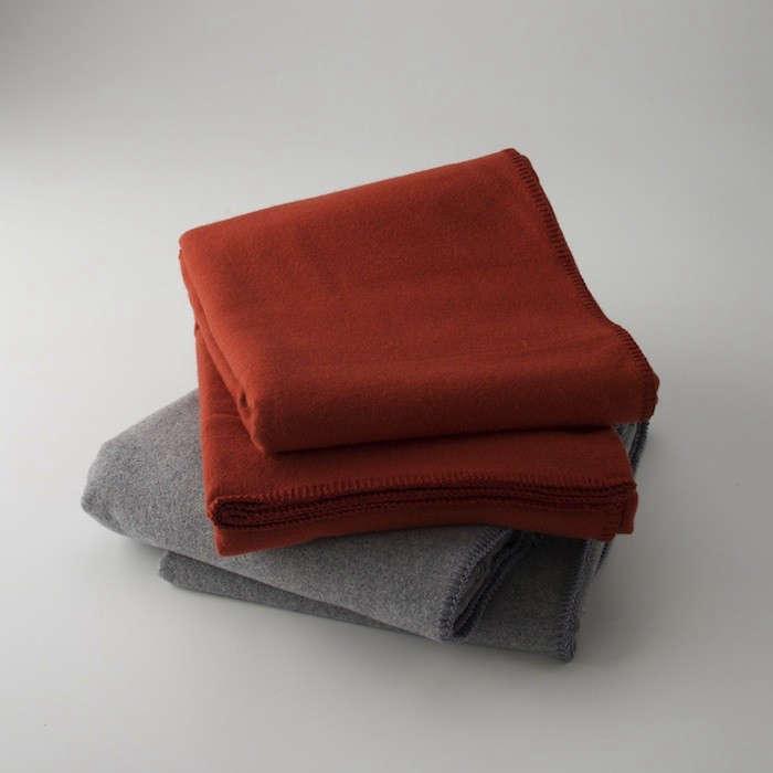 pendleton gray red blanket