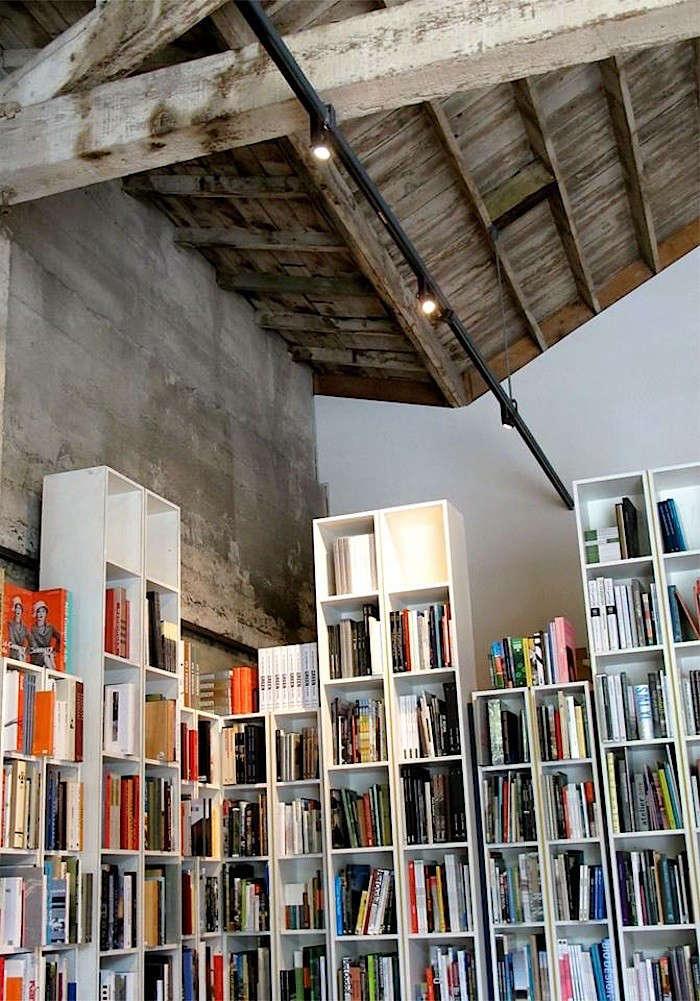 peter miller books interior ceiling