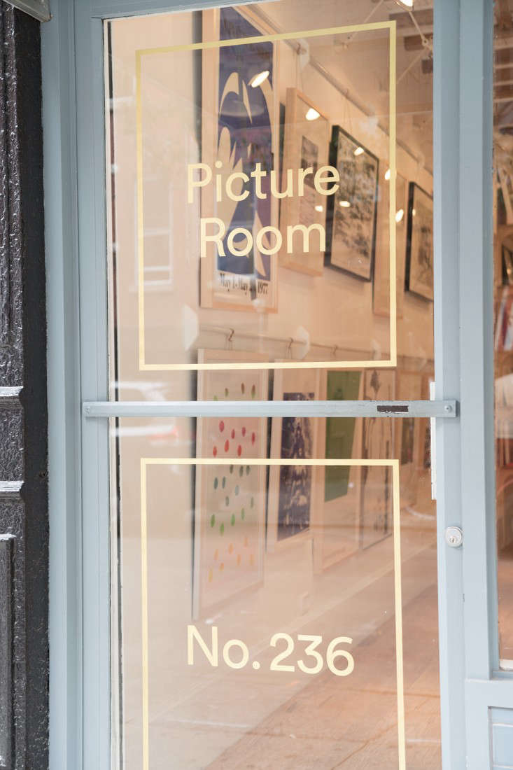 Shoppers Diary Picture Room in Nolita portrait 3
