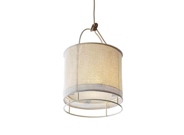 10 Easy Pieces Fabric Pendant Lamps portrait 5